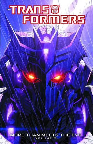 Transformers More Than Meets the Eye: Volume 2 Image