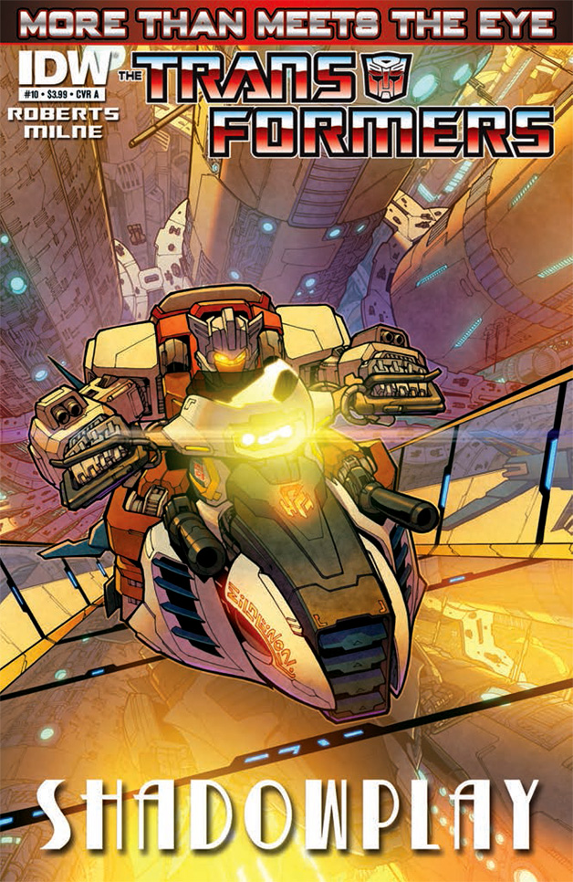 Transformers More Than Meets the Eye #10 Image