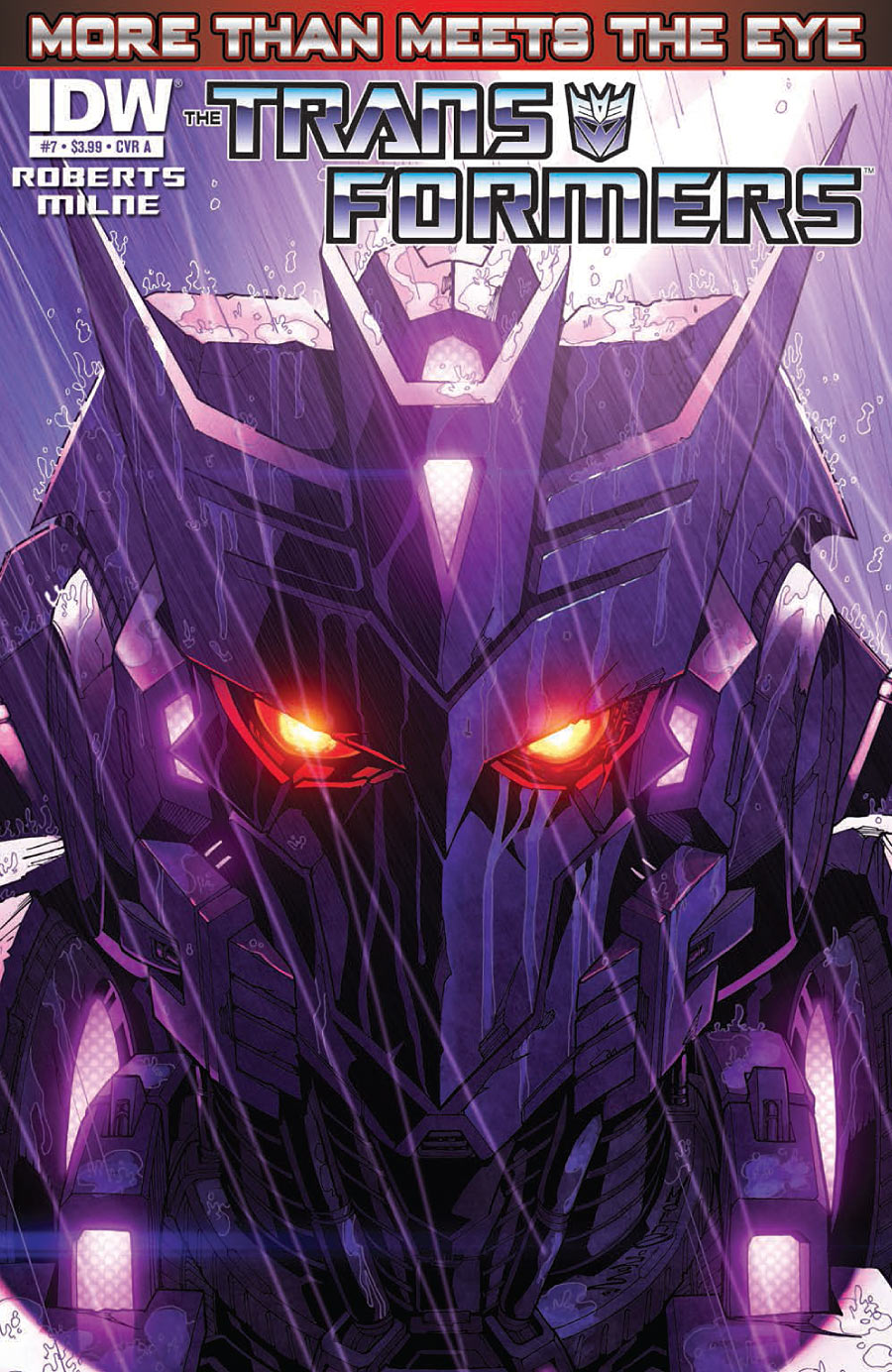 Transformers More Than Meets the Eye #7 Image