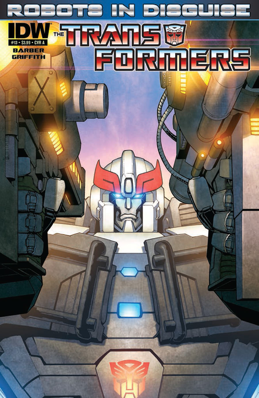 Transformers Robots in Disguise #13 Image