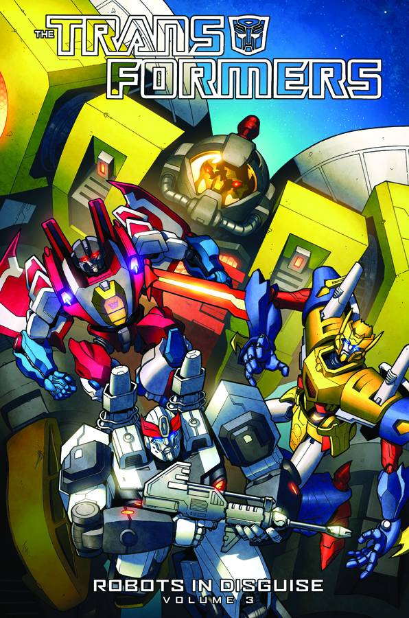 Transformers Robots in Disguise Volume 3 Image