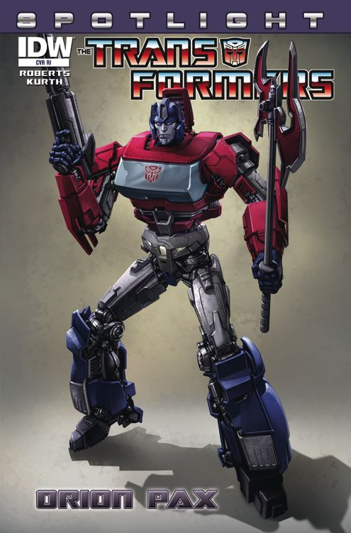 transformers-comics-spotlight-orion-pax-cover-ri Spotlight -Orion Pax