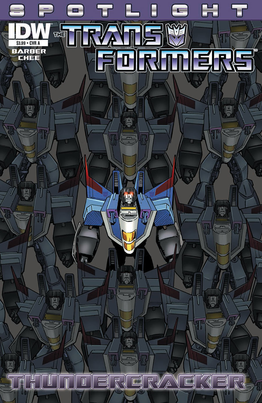 Spotlight - Thundercracker Image