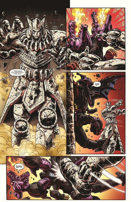 transformers drift empire of stone 4 transformers comics tfw2005