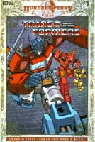 Transformers 100 Penny Press Comics