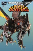 Transformers Prime Beast Hunters Comics