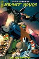 Beast Wars The Ascending Comics