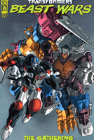 IDW Beast Wars Comics