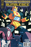 Transformers Bumblebee Comics