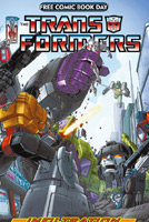 Transformers Free Comic Book Day