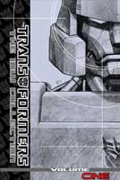 Transformers The IDW Collection Comics