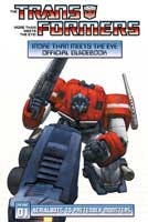 IDW Dreamwave Reprints