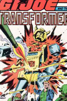Transformers vs G.I. Joe Comics (1980s)