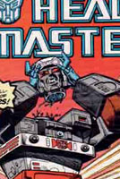 Headmasters Comics