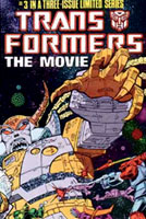 Transformers The Movie Comics (1986)