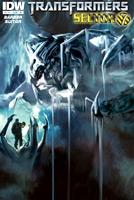Transformers Sector 7 Comics