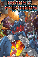 Transformers The Animated Movie Comics