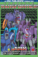 Transformers The Ark Comics