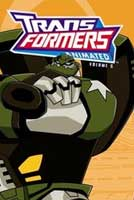 Transformers Animated Digests