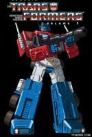 Transformers Classics Comics