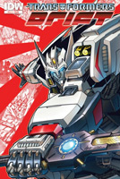 Transformers Drift Comics