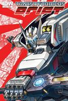 Transformers Drift Comics