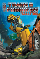 Transformers Escalation Comics