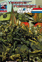 Transformers Vs. G.I. Joe Volume 2 Comics