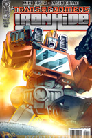 Transformers Ironhide Comics