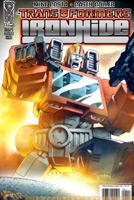 Transformers Ironhide Comics