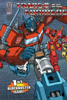 Transformers Ongoing Comics