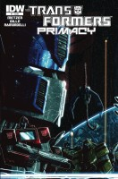 Transformers Primacy Comics