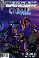 Transformers Revelations Comics