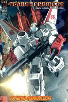 Transformers Stormbringer Comics