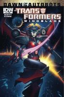 Transformers Windblade Comics