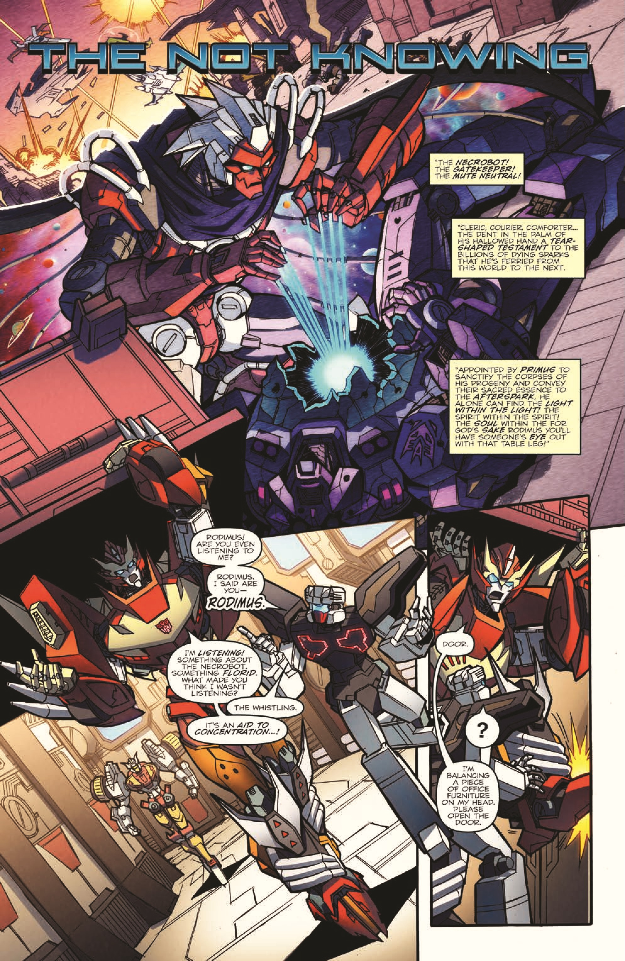 Transformers: Lost Light #1 - Read Transformers: Lost Light Issue ...