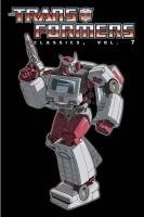transformers comics transformers classics volume 7 tpb cover