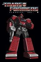 transformers comics transformers classics volume 8 tpb cover