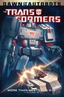 transformers comics more than meets the eye volume 6 tpb cover