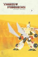 transformers comics spotlight omnibus volume 2 cover