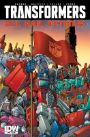 transformers comics transformers issue 50 cover a