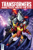 transformers comics more than meets the eye issue 51 cover a