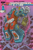 transformers comics transformers vs gi joe volume 2 tpb cover