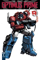 Transformers Optimus Prime Comics