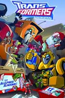 Transformers Allspark Almanacs