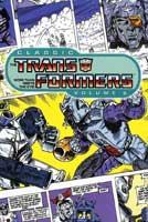 Classic Transformers Comics