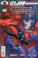 G.I. Joe Vs. Transformers Comics