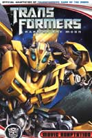 Transformers Dark of the Moon Adaptation Comics