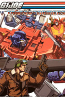 G.I. Joe Vs. Transformers Volume 3 Comics