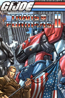 G.I. Joe Vs. Transformers Volume 2 Comics
